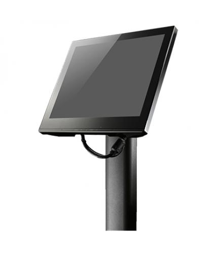 TYSSO 8 INC 12V VGA LCD DISPLAY  (Black/White)